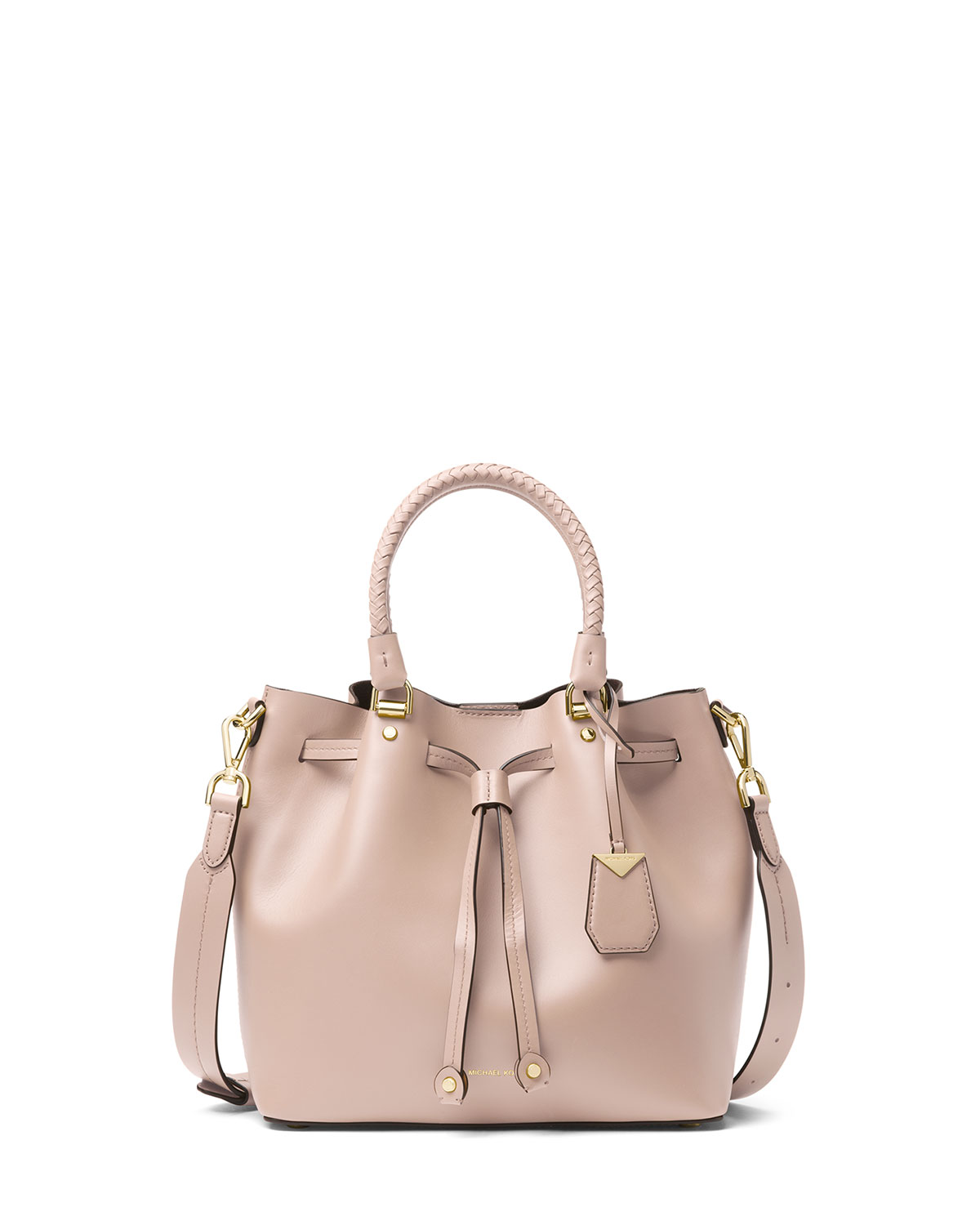 cfac15abab5a MICHAEL Michael Kors Blakely Medium Crossbody Bucket Bag | Neiman Marcus