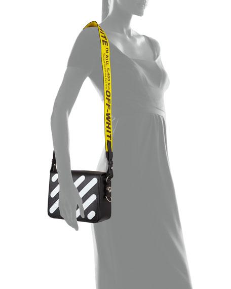 Diagonal Flap Shoulder Bag