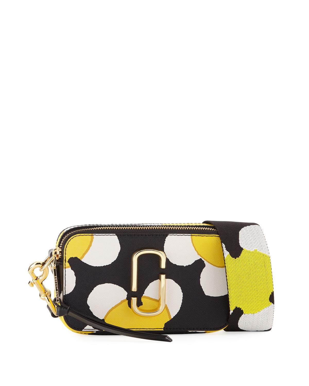 f26575da10a Marc Jacobs Snapshot Daisy Leather Camera Bag