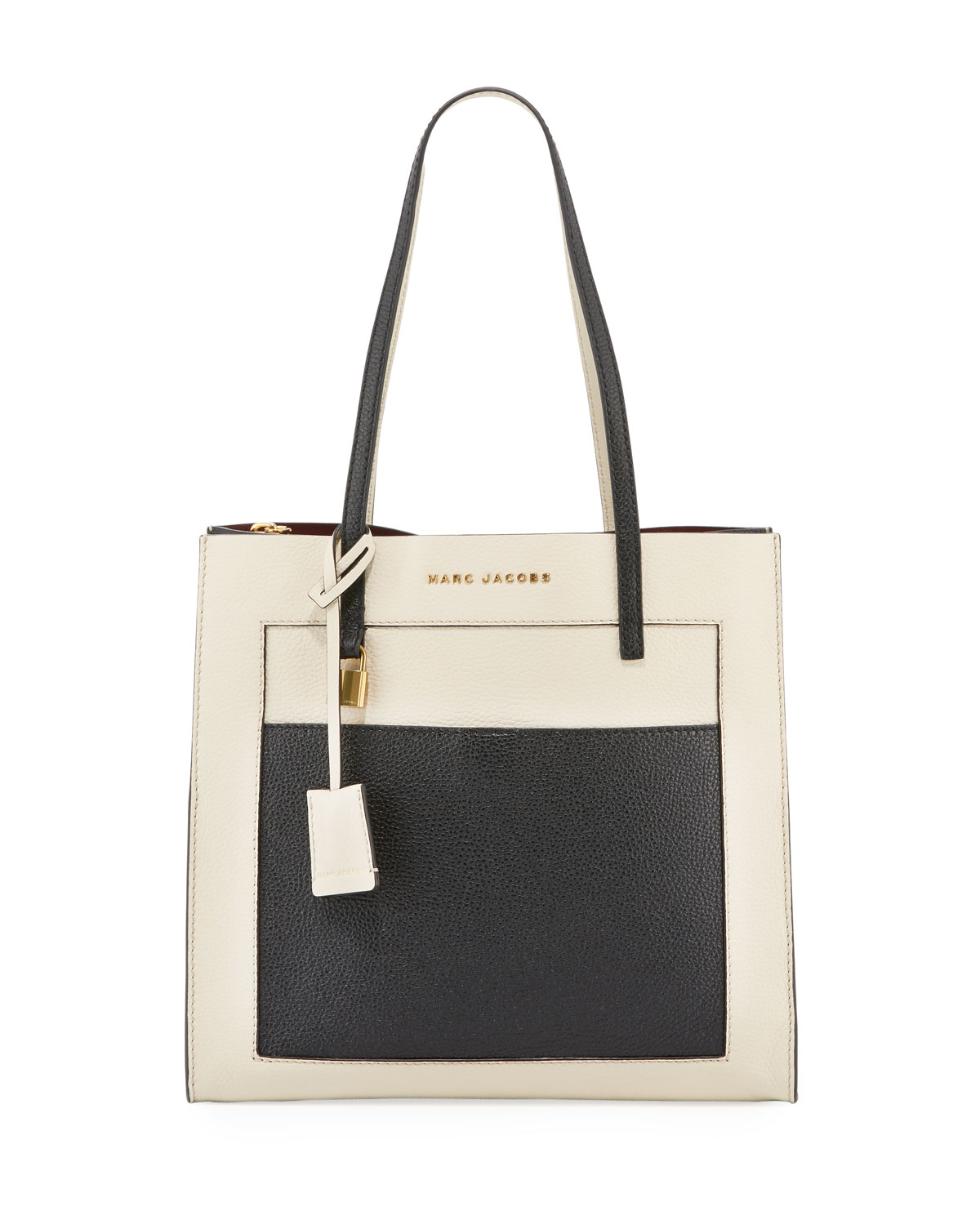 25f815e0c649 Marc Jacobs The Grind Colorblock Tote Bag