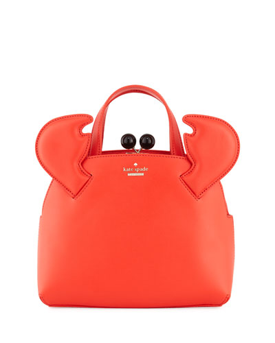 kate spade new york shore thing small crab lottie crossbody bag