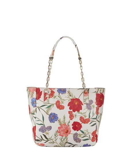 kingston drive blossom vivian tote bag