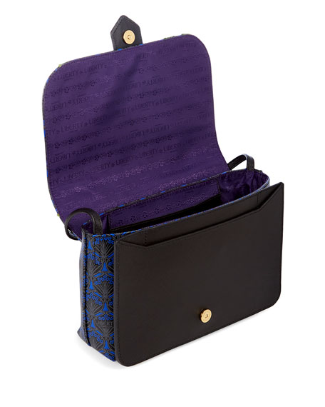 Elysian Embroidery Portland Shoulder Bag