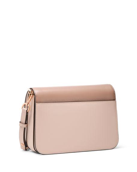 Sloan Editor Large Shoulder Bag - Rose Hardware