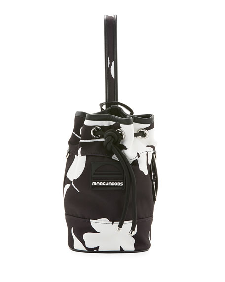 Small Printed Sport Sling Backpack