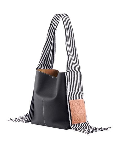 Scarf Bucket Bag