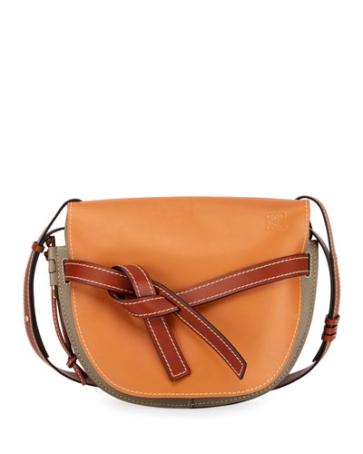 Gate Colorblock Soft Shoulder Bag