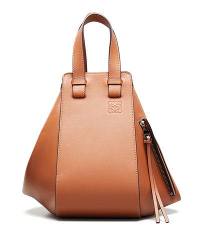 Hammock Small Smooth Shoulder Bag