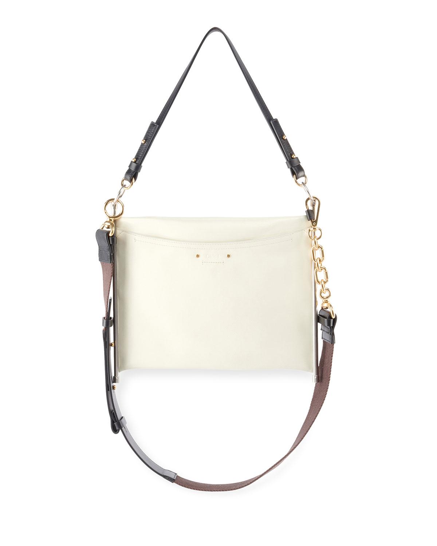 10a04f28b5ff Chloe Roy Leather Clutch Bag