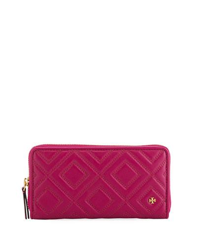 Louisa Zip Continental Wallet