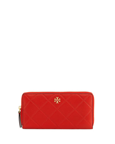Georgia Continental Zip Wallet