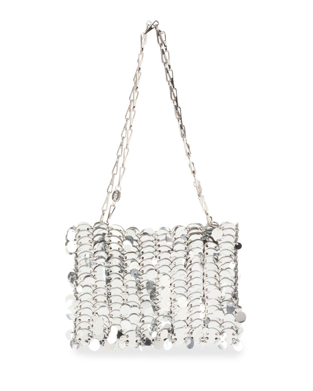 511d7bc1c70f Paco Rabanne Iconic Chain Shoulder Bag