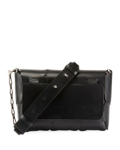 Element Patchwork Shoulder Bag