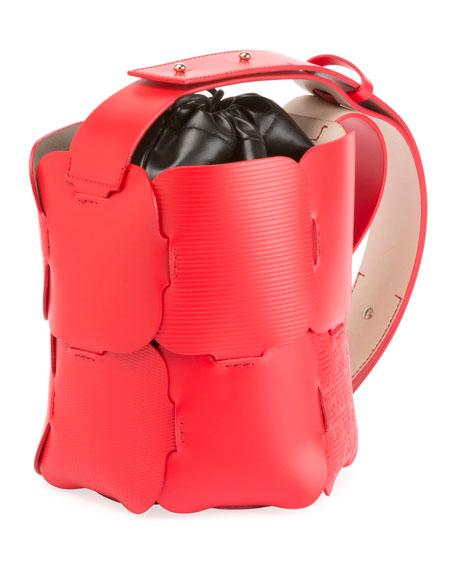 Element Mini Embossed Hobo Bag