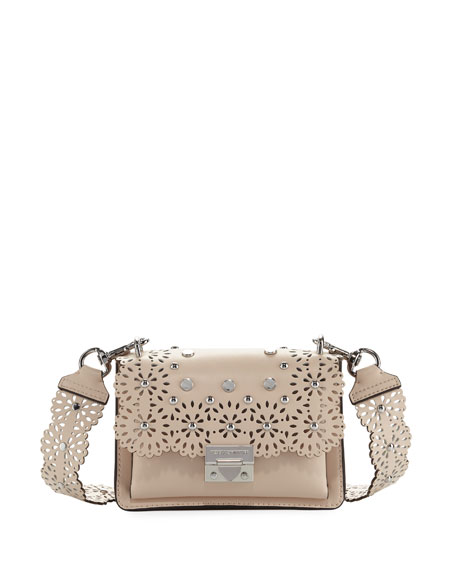 Christy Small Cutout Shoulder Bag