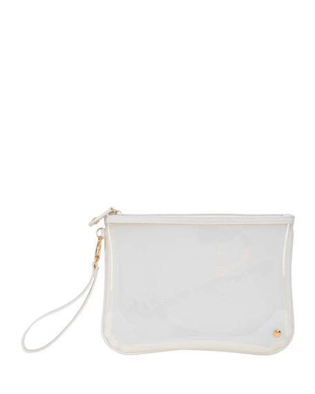 Stephanie Johnson Miami Pearl Large Flat Wristlet