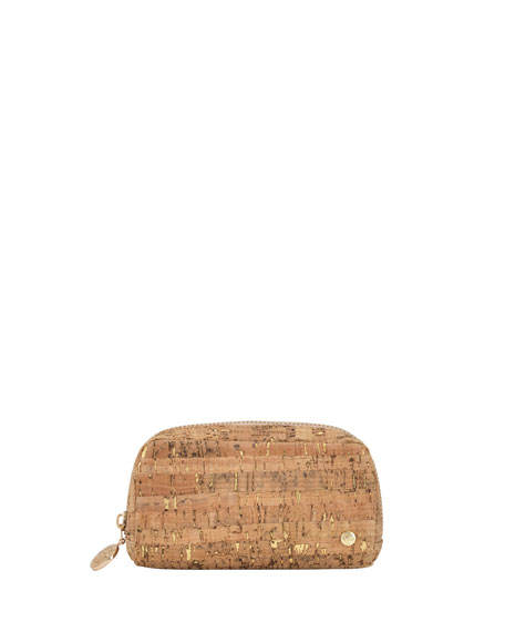 Stephanie Johnson Madeira Cork Mini Pouch