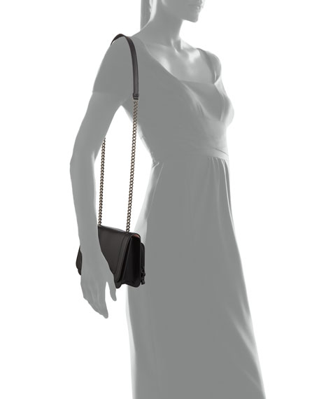Small Vara Bow Shoulder Bag with Tonal Hardware