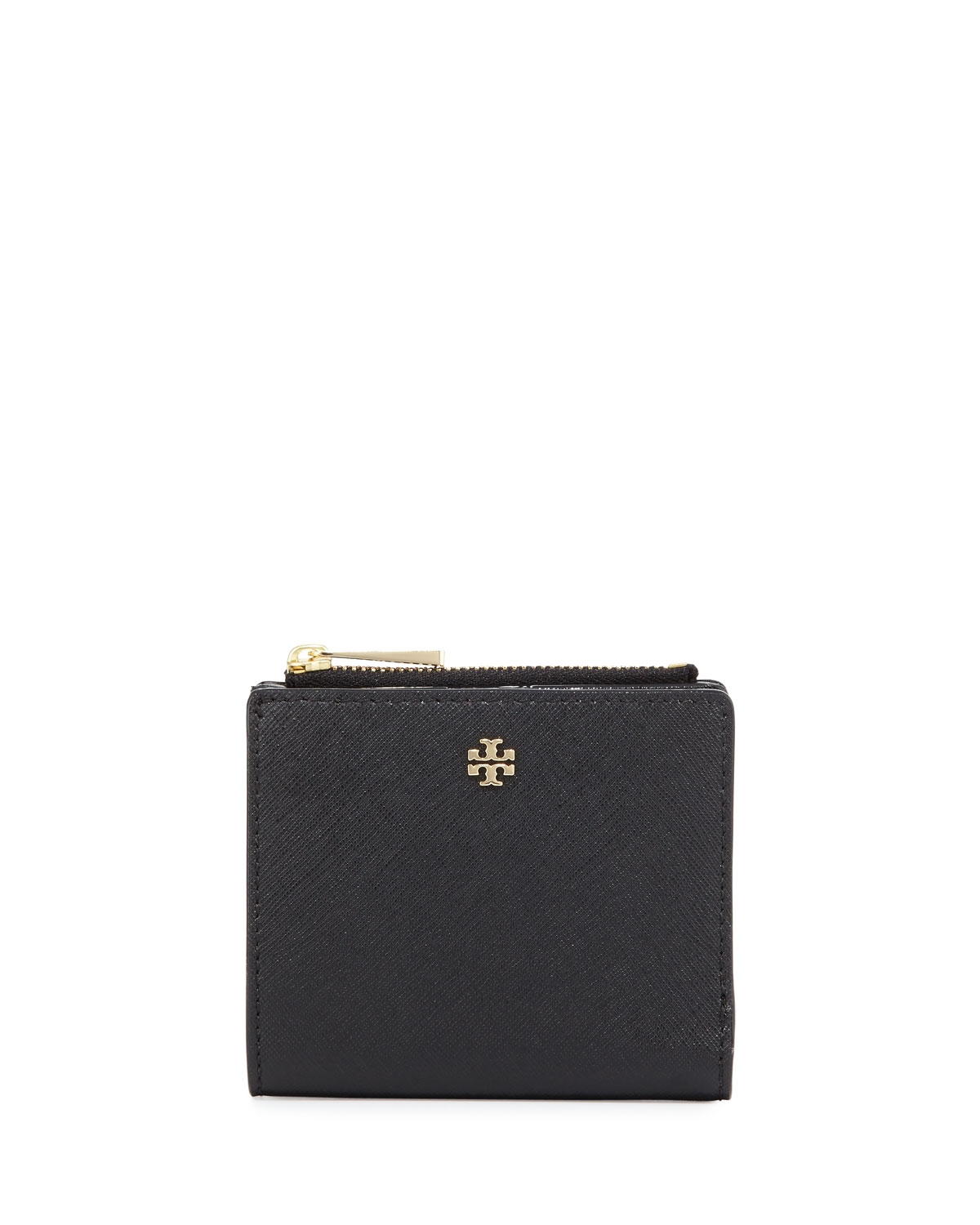 1a1a0fdf987 Tory Burch Robinson Leather Mini Wallet