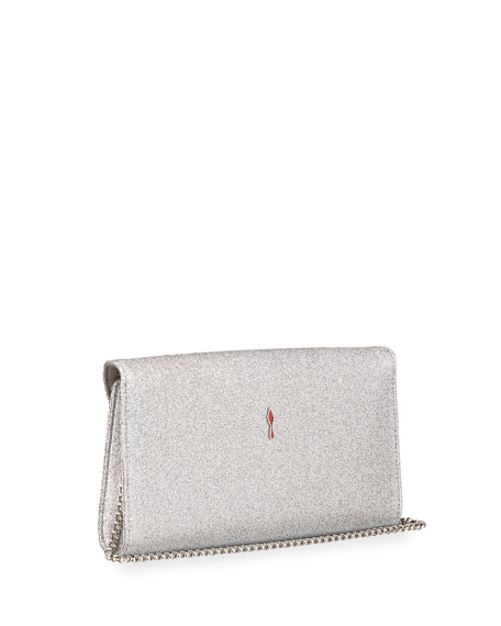 Vero Dodat Glitter Clutch Bag