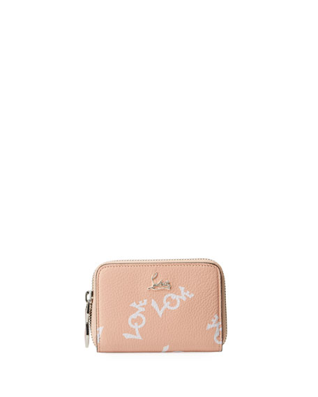 Christian Louboutin Panettone Crazy Love Coin Purse