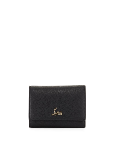 Boudoir Mini Calf Wallet