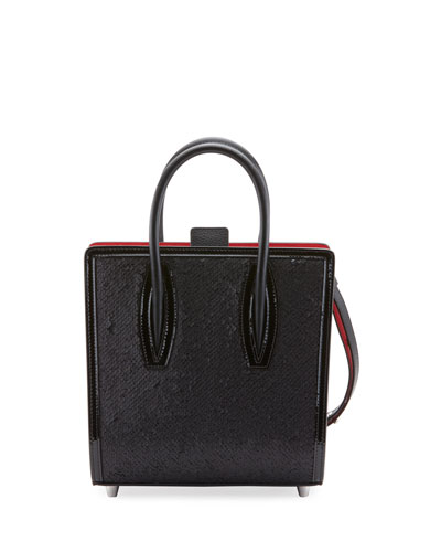 Paloma Small Paillette Tote Bag