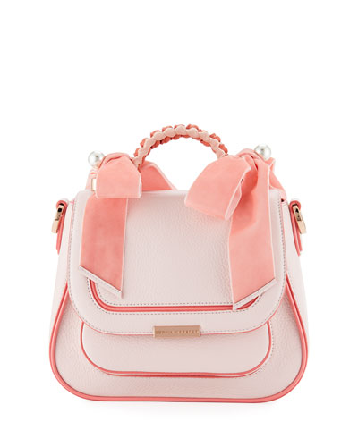 Eloise Pearly Shoulder Bag