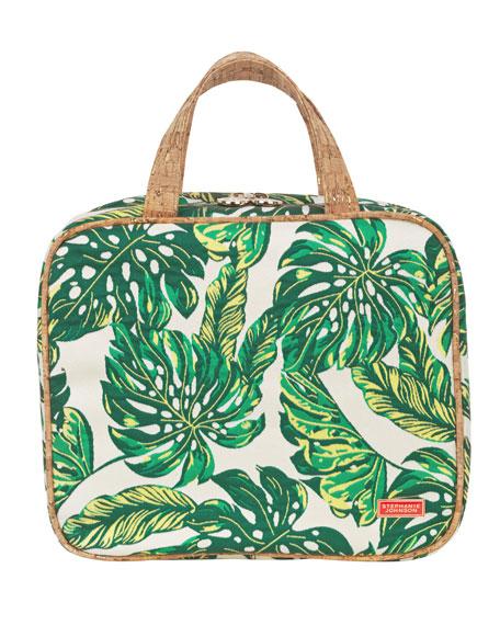 Stephanie Johnson Seychelles Green Martha Large Briefcase