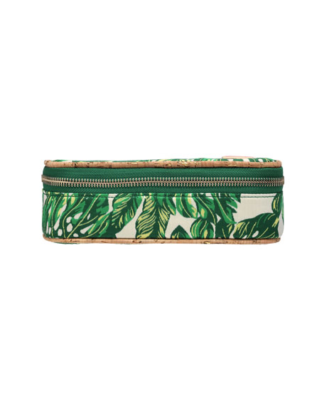 Seychelles Green Grace Brush Case