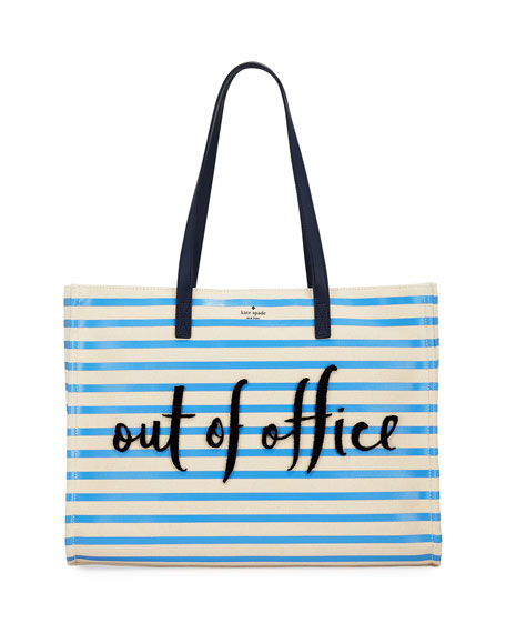 kate spade new york out of office striped
