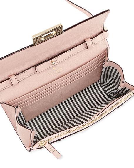 greenwood place corin wallet shoulder bag