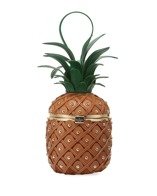 e33cf2a289ef7 by the pool pineapple clutch bag