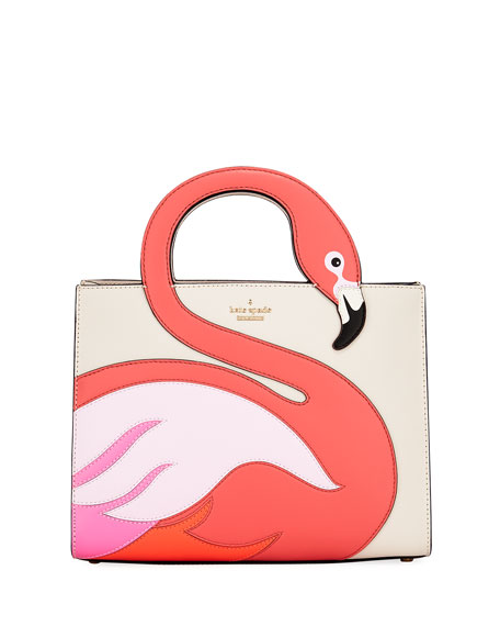 kate spade new york by the pool flamingo
