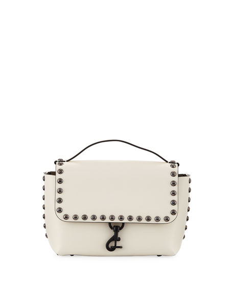 Rebecca Minkoff Blythe Studded Medium Crossbody Bag