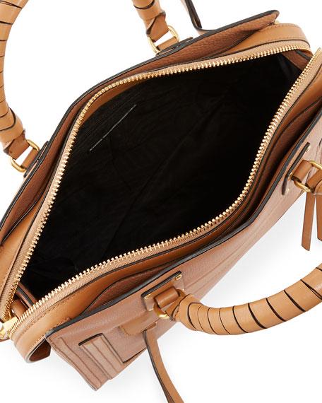 Bree Medium Top-Zip Satchel Bag