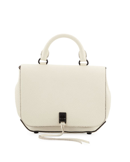Rebecca Minkoff Darren Medium Convertible Leather Backpack,