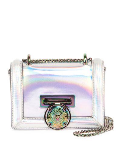 Baby Box Mirrored Shoulder Bag
