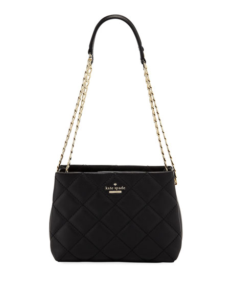 emerson place jenia quilted leather shoulder bag