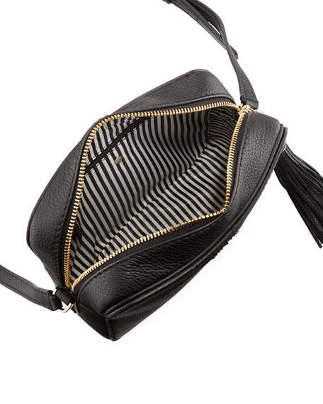 kingston drive arla leather crossbody bag