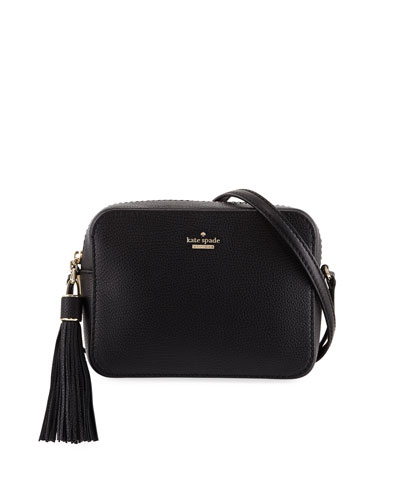 kate spade new york kingston drive arla leather crossbody bag