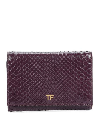 Python Flap Line Wallet