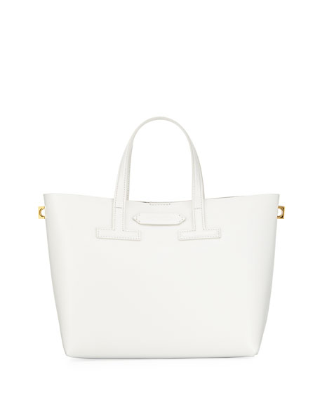 TOM FORD Mini T Saffiano Tote Bag