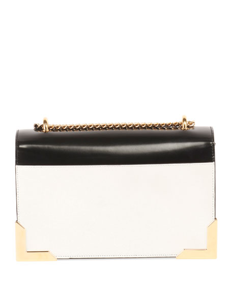 Box 25 Colorblock Crossbody Bag