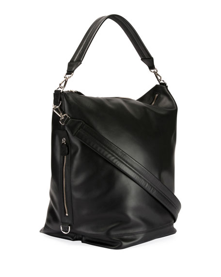 Large Calfskin Hobo Bag
