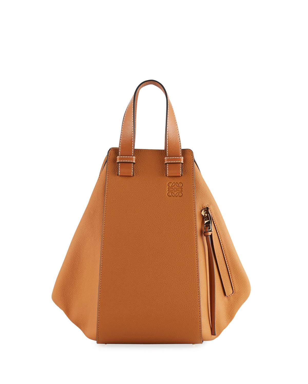501aadddbedf LoeweHammock Medium Leather Bag.  2