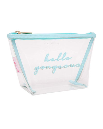 Avery Hello Gorgeous Vinyl Bag
