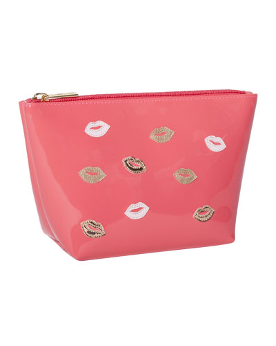 Moya Lips Medium Avery Bag, Pink