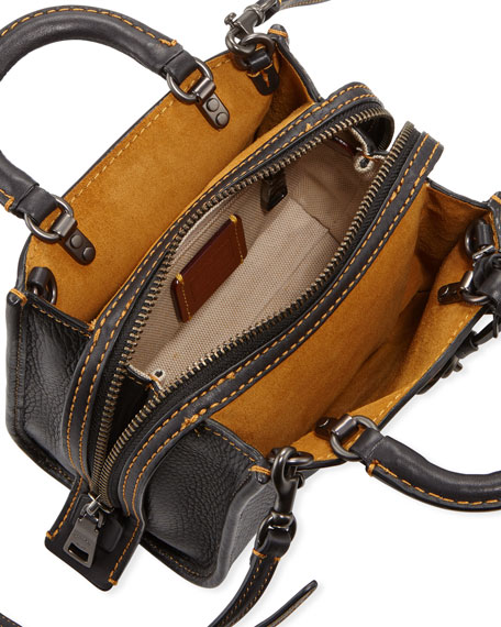 Rogue 17 Glove-Tanned Leather Tote Bag