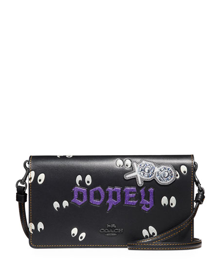 Coach 1941 DISNEY X COACH Dopey Fold-Over Crossbody